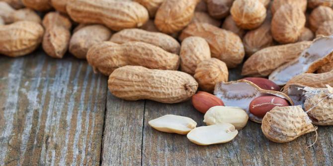 tips memilih kacang tanah untuk campuran gulali karamel